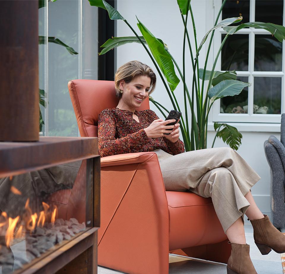 thuisdemonstratie relaxstoel aanvragen